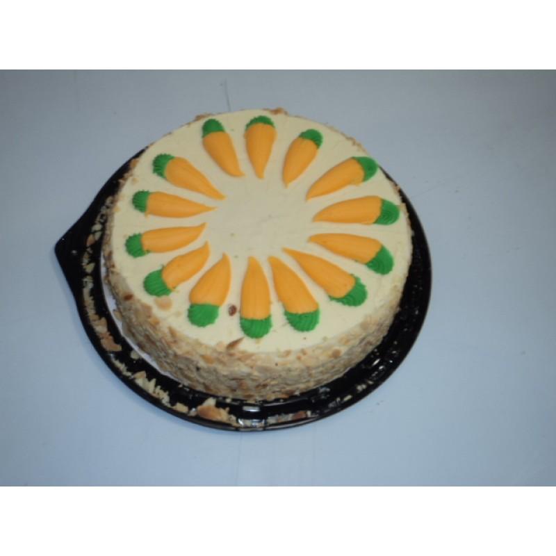 freezing carrot cake