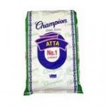 Champion atta flour No1 light (25kg)