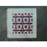 Greaseproof 8x8 diamond design (1000)