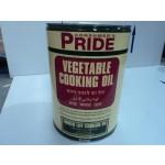 Pride vegetable oil yellow 20l
