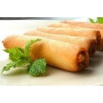 Meat spring rolls (50) Shaikhs